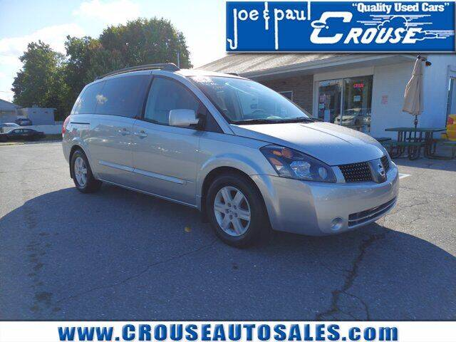 2004 Nissan Quest S - Columbia PA