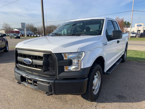 2017 Ford F-150 for sale at Blake Hollenbeck Auto Sales in Greenville MI