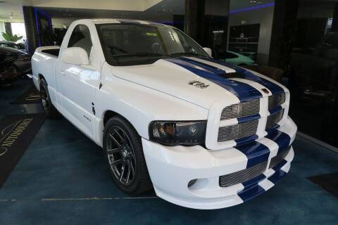 2004 Dodge Ram Pickup 1500 SRT-10 for sale at OC Autosource in Costa Mesa CA