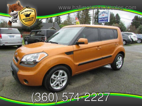 2011 Kia Soul for sale at Hall Motors LLC in Vancouver WA