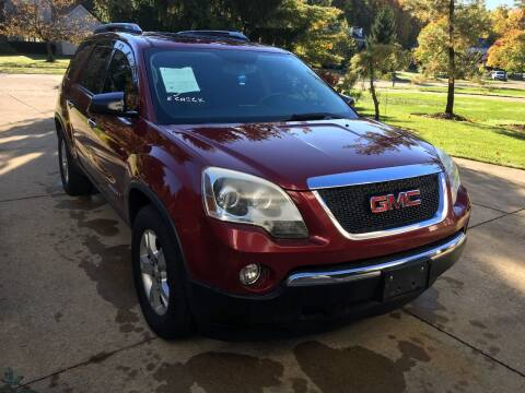 2007 GMC Acadia for sale at Payless Auto Sales LLC in Cleveland OH