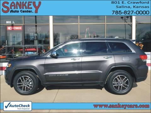 2019 Jeep Grand Cherokee for sale at Sankey Auto Center, Inc in Salina KS
