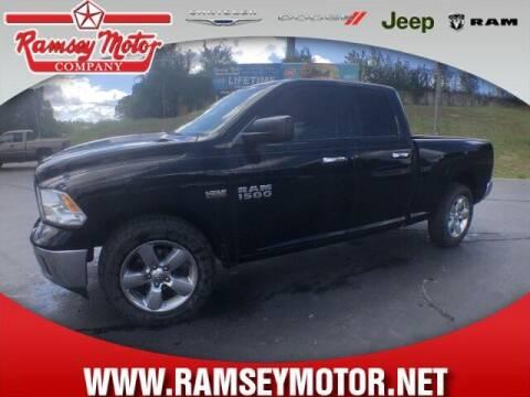 2014 RAM Ram Pickup 1500 for sale at RAMSEY MOTOR CO in Harrison AR