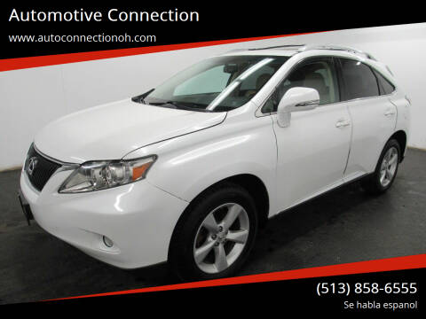 2012 Lexus RX 350 for sale at Automotive Connection in Fairfield OH