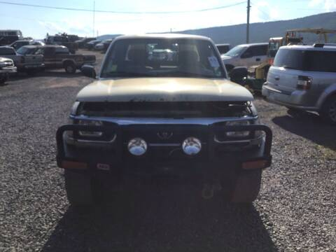 1996 Toyota Tacoma for sale at Troys Auto Sales in Dornsife PA