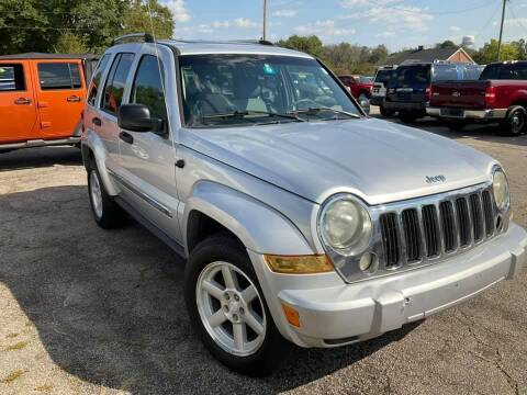 2005 Jeep Liberty for sale at Autocom, LLC in Clayton NC
