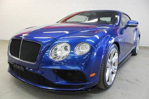 2016 Bentley Continental for sale at Road Runner Auto Sales WAYNE in Wayne MI