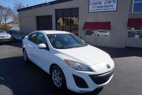 2011 Mazda MAZDA3 for sale at I-Deal Cars LLC in York PA