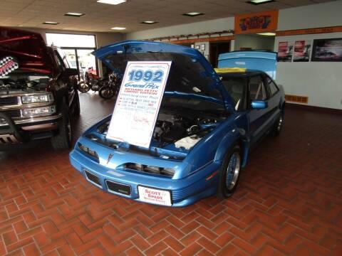 1992 Pontiac Grand Prix for sale at Scott Spady Motor Sales LLC in Hastings NE