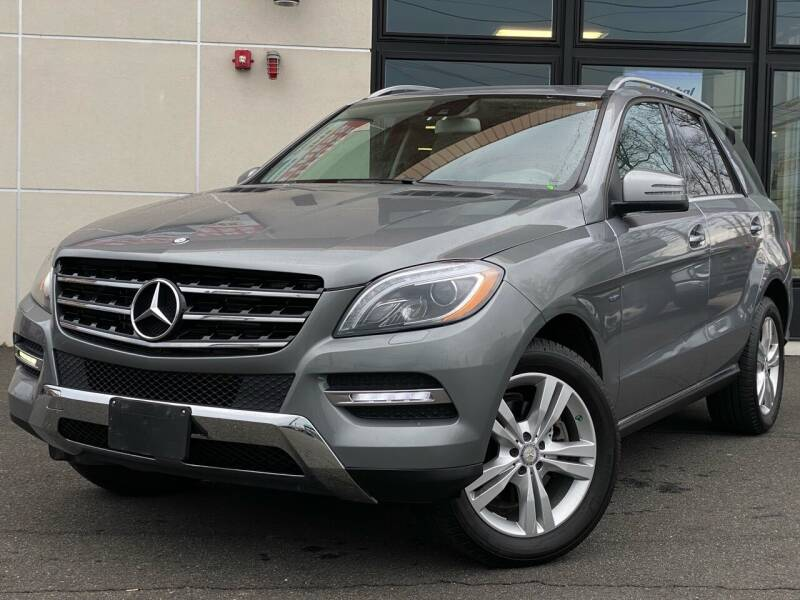 2012 Mercedes-Benz M-Class for sale at MAGIC AUTO SALES in Little Ferry NJ