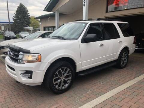 2016 Ford Expedition for sale at BATTENKILL MOTORS in Greenwich NY