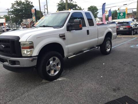 2009 Ford F-350 Super Duty for sale at Steves Auto Sales in Little Ferry NJ