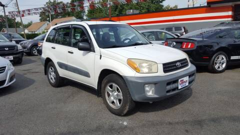 2001 Toyota RAV4 for sale at Car Complex in Linden NJ