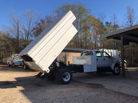 2000 Ford F-650 Super Duty for sale at M & W MOTOR COMPANY in Hope AR
