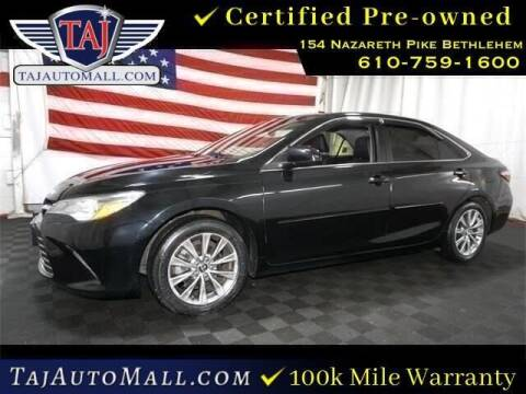 2017 Toyota Camry for sale at Taj Auto Mall in Bethlehem PA