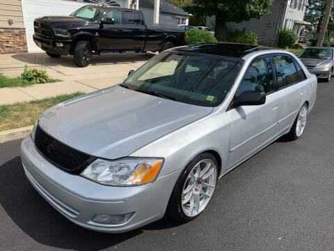 2000 Toyota Avalon for sale at Jordan Auto Group in Paterson NJ