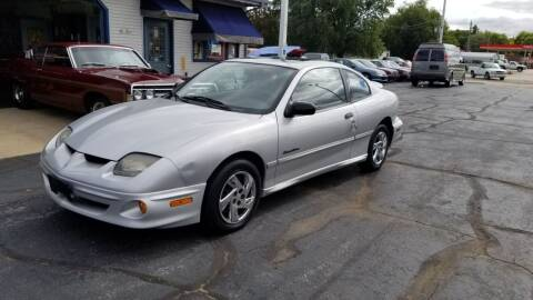 2001 Pontiac Sunfire for sale at Advantage Auto Sales & Imports Inc in Loves Park IL