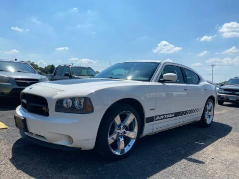 2009 Dodge Charger for sale at Auto Tech Car Sales and Leasing in Saint Paul MN