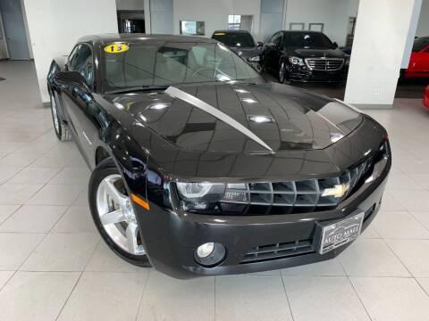 2013 Chevrolet Camaro for sale at Auto Mall of Springfield in Springfield IL