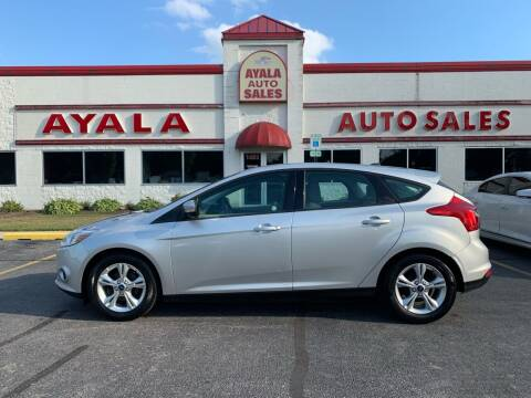 2013 Ford Focus for sale at Ayala Auto Sales in Aurora IL