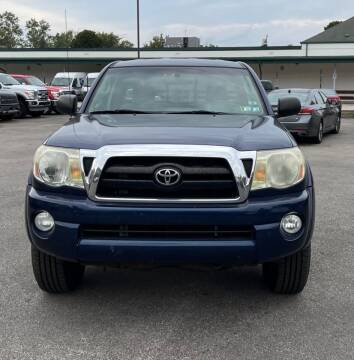 2008 Toyota Tacoma for sale at AH Ride & Pride Auto Group in Akron OH