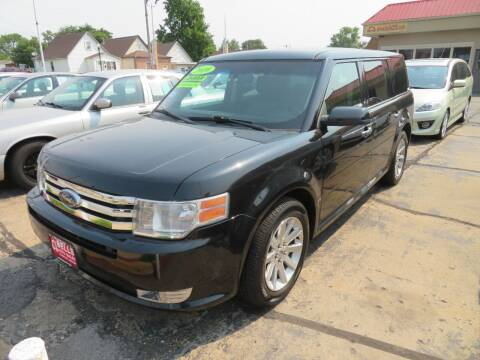 2010 Ford Flex for sale at Bells Auto Sales in Hammond IN