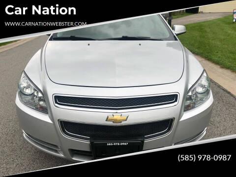 2009 Chevrolet Malibu for sale at Car Nation in Webster NY