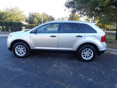 2013 Ford Edge for sale at BALKCUM AUTO INC in Wilmington NC