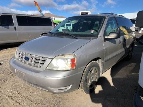 2004 Ford Freestar for sale at Brand X Inc. in Mound House NV