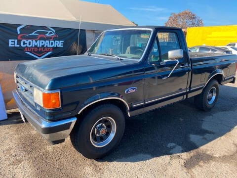 1991 Ford F-150 for sale at El Compadre Auto Plaza in Modesto CA