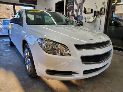 2010 Chevrolet Malibu for sale at Oxford Auto Sales in North Oxford MA