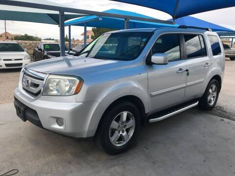2009 Honda Pilot for sale at Autos Montes in Socorro TX