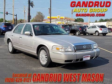 2010 Mercury Grand Marquis for sale at GANDRUD CHEVROLET in Green Bay WI