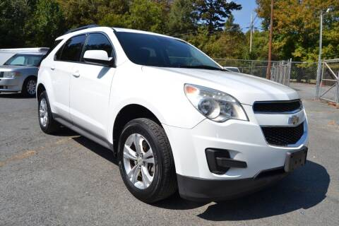 2012 Chevrolet Equinox for sale at Victory Auto Sales in Randleman NC