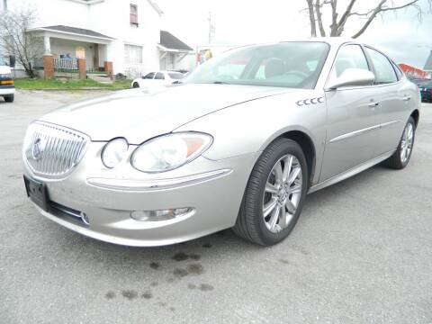 2008 Buick LaCrosse for sale at Auto House Of Fort Wayne in Fort Wayne IN