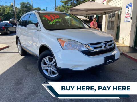 2011 Honda CR-V for sale at Automan Auto Sales, LLC in Norcross GA