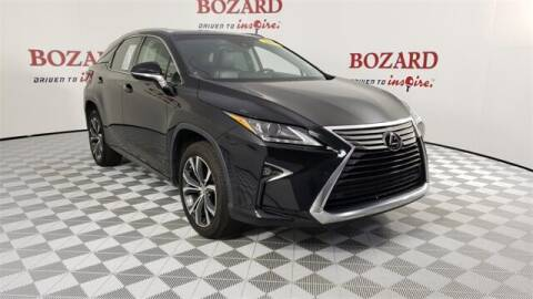 2017 Lexus RX 350 for sale at BOZARD FORD in Saint Augustine FL