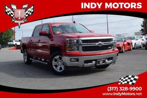 2015 Chevrolet Silverado 1500 for sale at Indy Motors Inc in Indianapolis IN