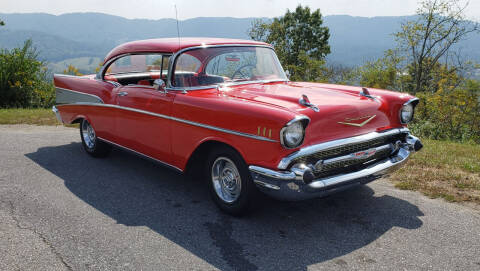 1957 Chevrolet Bel Air for sale at Rare Exotic Vehicles in Weaverville NC