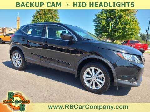 2018 Nissan Rogue Sport for sale at R & B Car Company in South Bend IN
