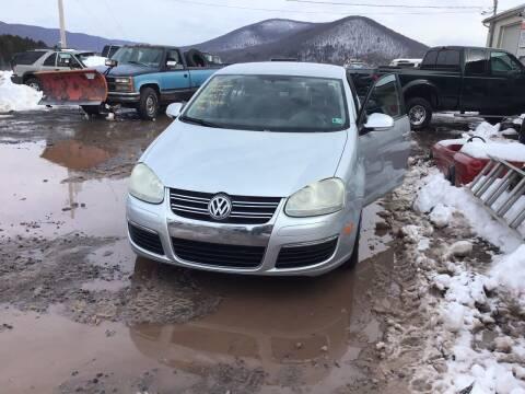 2007 Volkswagen Jetta for sale at Troys Auto Sales in Dornsife PA