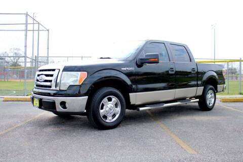 2009 Ford F-150 for sale at MEGA MOTORS in South Houston TX