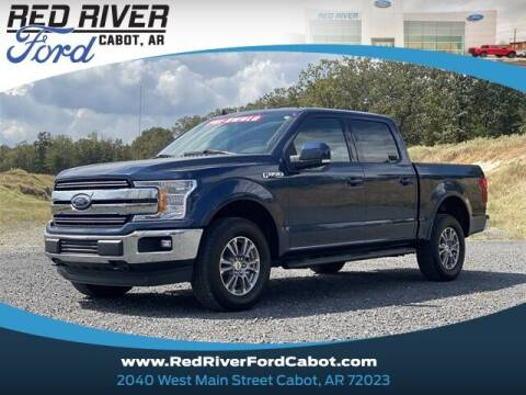 2020 Ford F-150 for sale at RED RIVER DODGE - Red River of Cabot in Cabot, AR