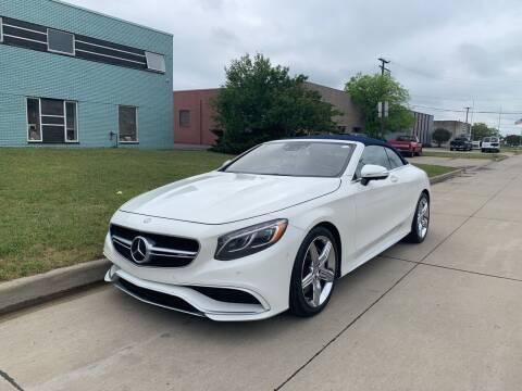 2017 Mercedes-Benz S-Class for sale at M-97 Auto Dealer in Roseville MI
