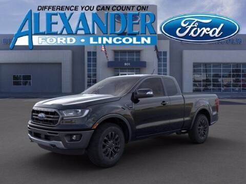 2021 Ford Ranger for sale at Bill Alexander Ford Lincoln in Yuma AZ