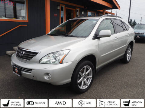 2006 Lexus RX 400h for sale at Sabeti Motors in Tacoma WA