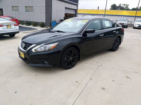 2017 Nissan Altima for sale at GS AUTO SALES INC in Milwaukee WI