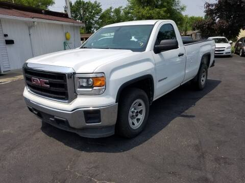 2014 GMC Sierra 1500 for sale at Nonstop Motors in Indianapolis IN
