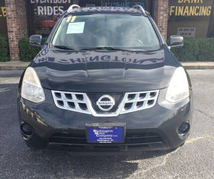 2011 Nissan Rogue for sale at Greenville Motor Company in Greenville NC