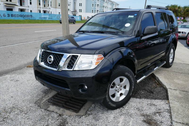 2011 Nissan Pathfinder for sale at J Linn Motors in Clearwater FL